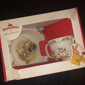 Bunnykins by Royal Doulton